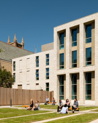 Dumbarton office building by Keppie
