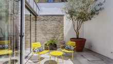 Benbow Yard Home in Southwark, South London