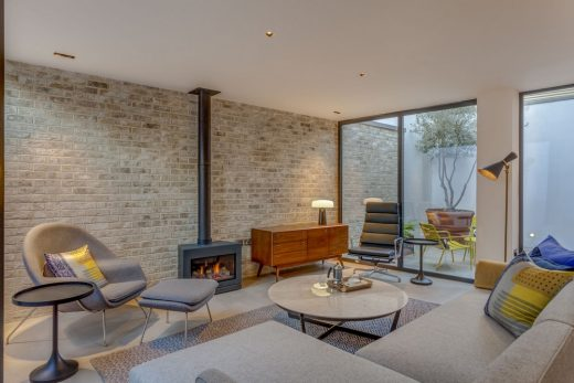 Small South London property interior