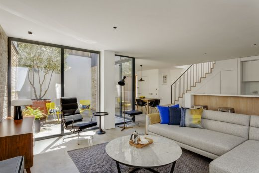 Small South London house interior