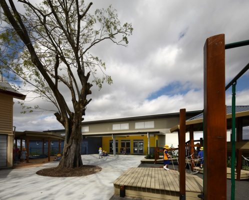Bulimba State School Hall and Classroom Building