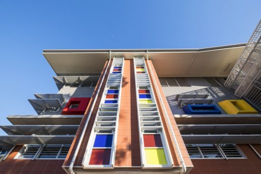 Bulimba State School Library and Classroom Building Brisbane
