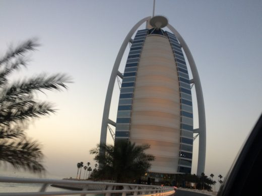 Dubai luxury hotel UAE