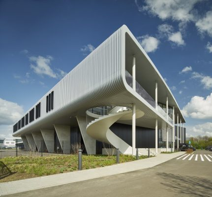 EeStairs Headquarters Barneveld Netherlands building