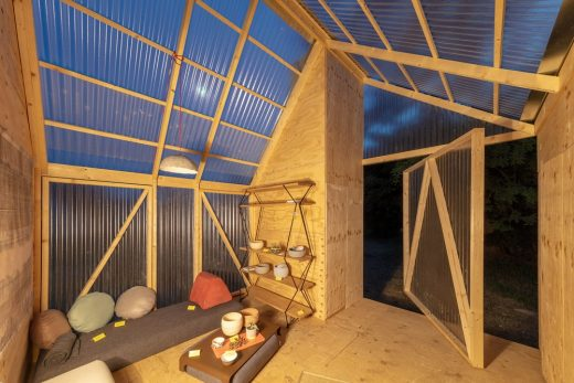 Cabin modules by iR arquitectura