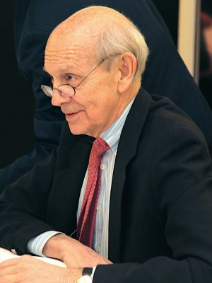 Pritzker Architecture Prize Jury Chair, Justice Stephen Breyer