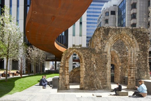 London Wall Place Architecture