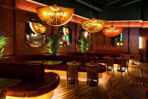 Miss Wong Chinese Restaurant Laval by Guillaume Ménard and David Dworkind (MRDK)