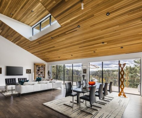 Contemporary Oregon Property