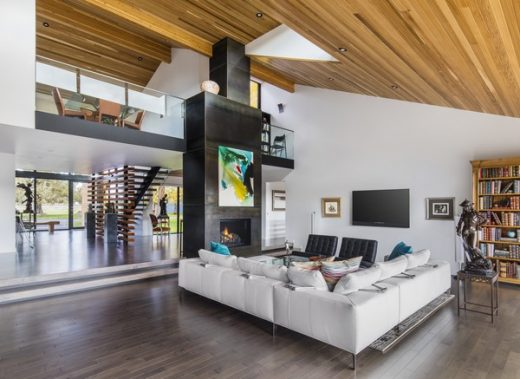 Contemporary Property in Portland