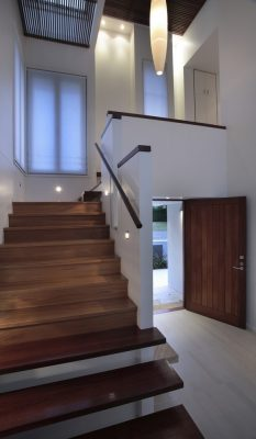 New Home in Ascot Brisbane design by Biscoe Wilson Architects