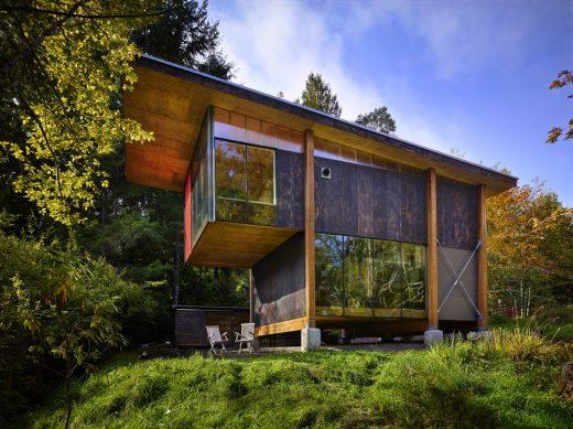 Scavenger Studio, Puget Sound building