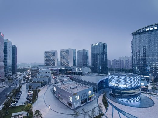 Shaoxing CTC Mall in Zhejiang Province China