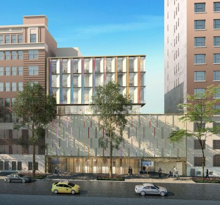 Temple Israel New York City building expansion