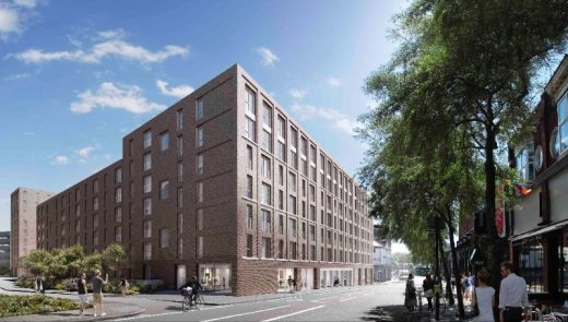 The Timber Yard Birmingham Architecture News