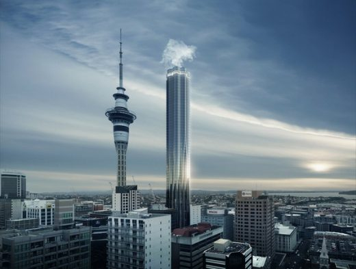 65 Federal Street in Auckland New Zealand architecture news
