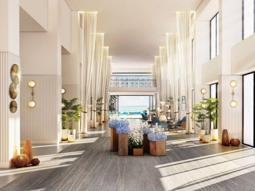 Alamein Hotel in Egypt - Egyptian Architecture News