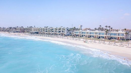 Alamein Hotel in Egypt
