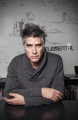 Chilean Architect Alejandro Aravena