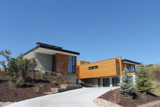 Chahine Residence in Park City Utah