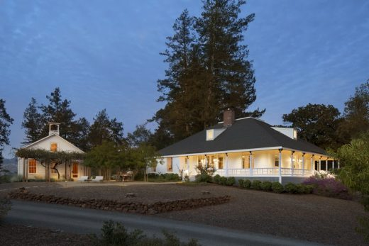 Cole House in Napa, California property