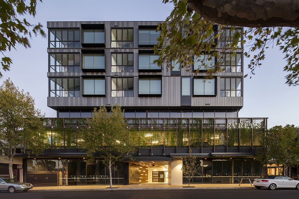 Evelyn Apartments In Melbourne Ringwood Property E