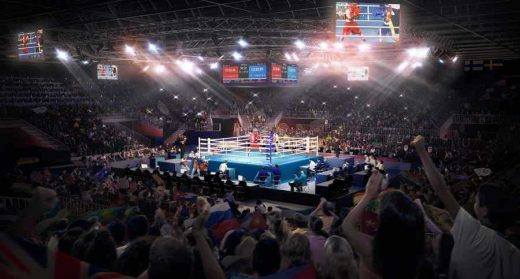 ExCeL Boxing Venue