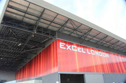 London ExCeL building