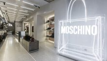 Moschinos Showroom in Paris