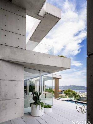 Mosman House in Sydney NSW