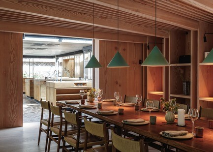 New Noma Restaurant in Copenhagen