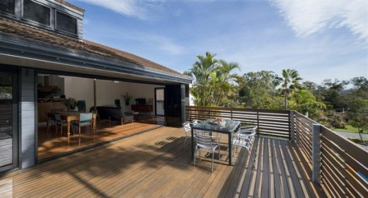 Outlook House in Brisbane Queensland