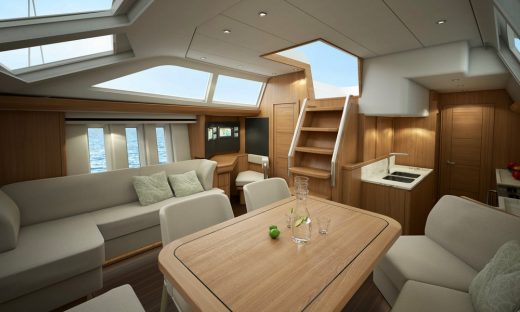 Blue Water Sailing Yacht from Oyster Yachts UK