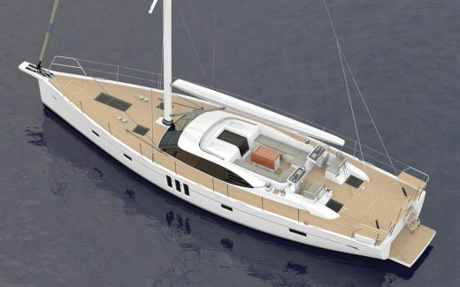 Blue Water Sailing Yacht from Oyster Yachts, UK