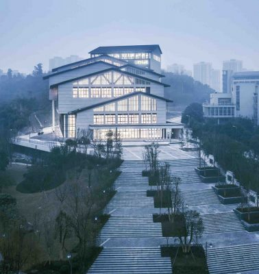 Place Culture Time Design in Drastically Changing China Exhibition at UC Berkeley