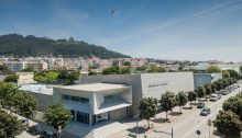 The Atlantic Pavilion in Viana Do Castelo