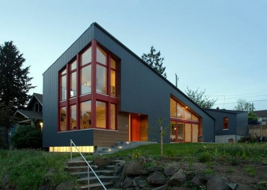 Washington Real Estate design by Stettler Design and Paul Michael Davis Architects
