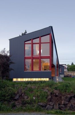Contemporary Property in Seattle