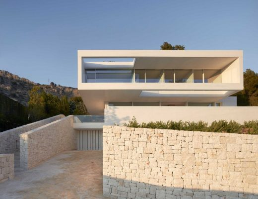 Contemporary House in Alicante