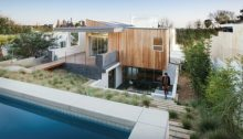 Three Step House in Los Angeles
