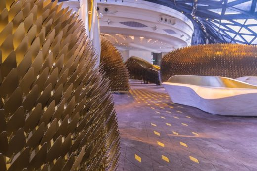 Contemporary Hotel Interior on Hengqin Island by UAP