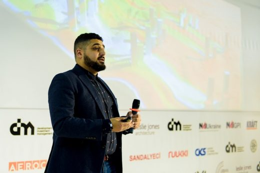 Architecture of the Future Conference in Kyiv speaker