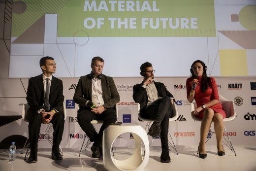 Architecture of the Future Conference Kyiv panel