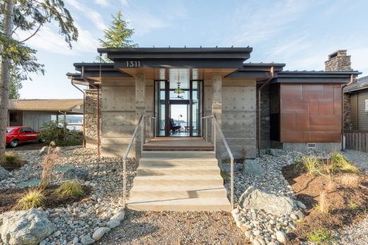 Beach Drive Waterfront Studio on Camano Island Washington