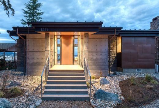 Beach Drive Waterfront Studio on Camano Island Washington