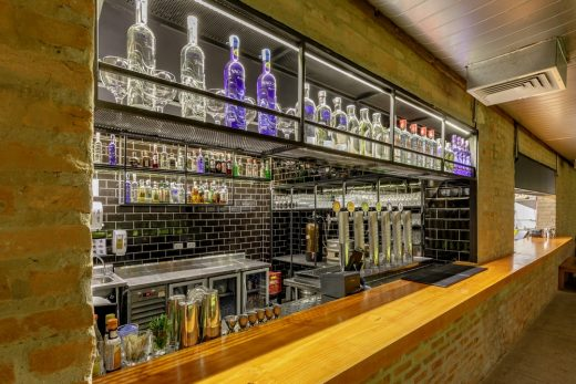 BEC Bar in the Pinheiros neighborhood Sao Paulo