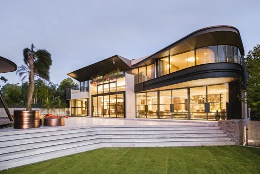 Bellevue Hill House in Sydney