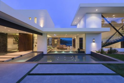 Benedict Canyon Residence Beverly Hills