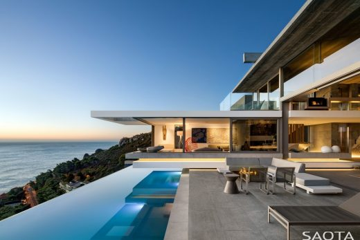 Beyond Residence in Cape Town - South African Houses
