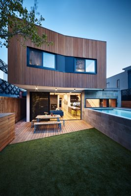 Brooks House in Melbourne